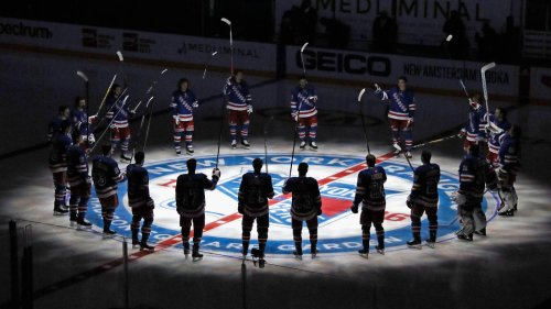 Rangers announce several hockey operations changes
