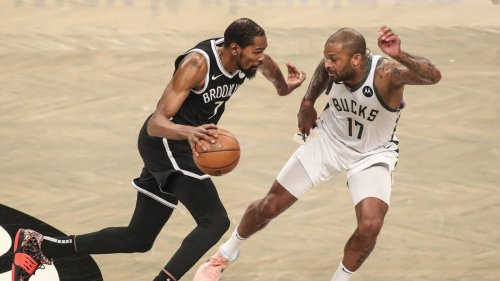 Kevin Durant's surprising reaction to Nets' collapse vs. Bucks