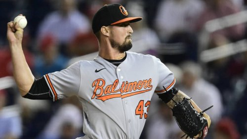 Rays acquire reliever Shawn Armstrong from Orioles