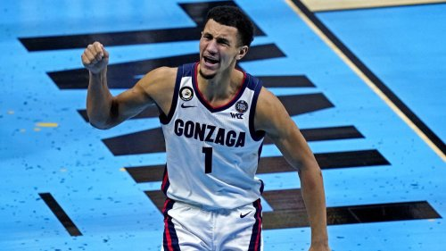 Gonzaga star Jalen Suggs declares for 2021 NBA Draft