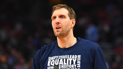 Dirk Nowitzki reveals how he almost became a Laker