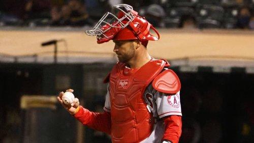 Angels designate catcher Drew Butera, select infielder Kean Wong