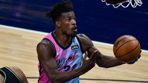 Jimmy Butler calls Heat 'soft' after loss to Timberwolves