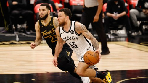 Nets to sign guard Mike James to second 10-day contract