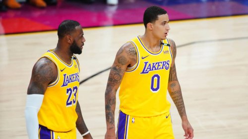 Kyle Kuzma changes his GOAT pick after Lakers traded him