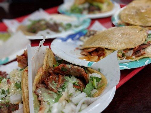 Tacos El Gordo - Chula Vista, CA, United States