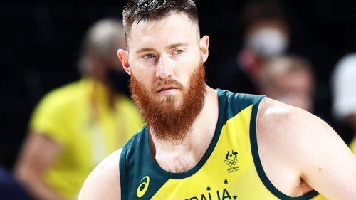 Aron Baynes ruled out of Olympics after change-room mishap