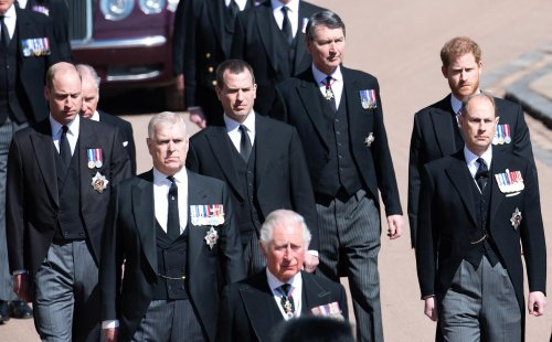 Royal Family goes back to work amid mourning period for Prince Philip