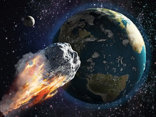 Massive Apophis asteroid will not hit Earth for 100 years, NASA says