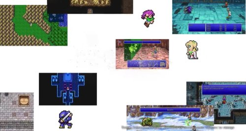 The first six 'Final Fantasy' games are getting 'pixel perfect' remakes | Engadget