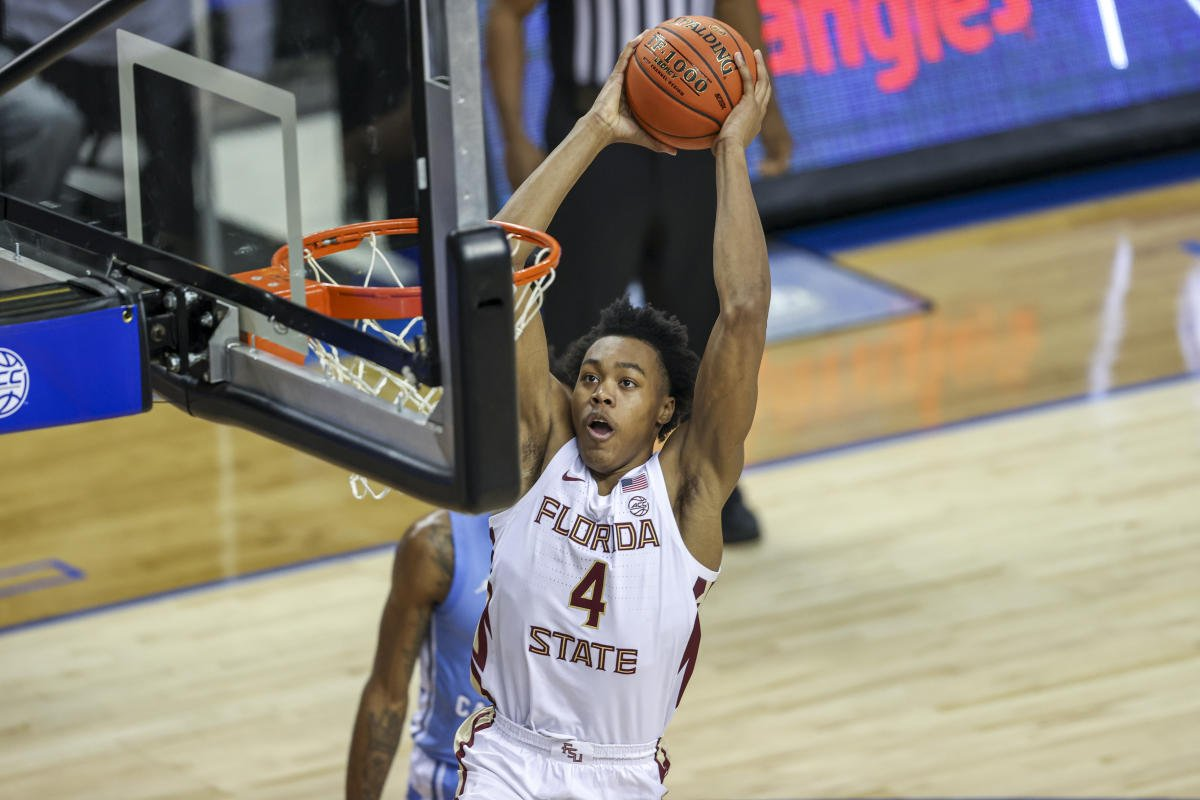 Why Scottie Barnes could be the steal of the NBA draft