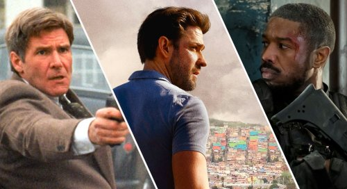 'Without Remorse': How the new Tom Clancy film fits with other adaptations of his books