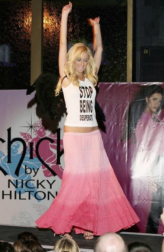 Paris Hilton Says Her 'Stop Being Poor' Shirt Was Photoshopped: 'Don't Believe Everything You Read'