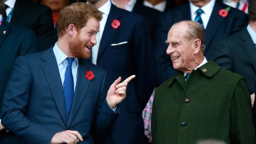 Prince Harry arrives in the UK alone ahead of Prince Philip's funeral