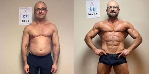 The Diet and Lifting Routine That Helped Me Lose 30 Pounds and Get Ripped in 3 Months