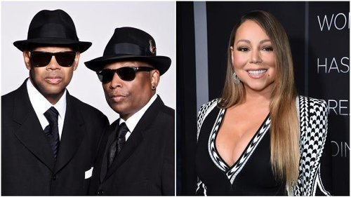 Exclusive: Jimmy Jam and Terry Lewis Team Up With Mariah Carey for Brand New Single, 'Somewhat Loved (There You Go Breakin' My Heart)'
