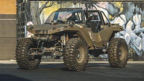 Watch Ken Block's Hoonigan team build a real life 'Halo' Warthog vehicle | Engadget