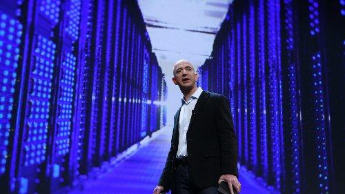 """Amazon Unbound"" goes inside the Amazon empire of billionaire Bezos"