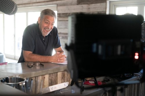 George Clooney donates fee for Warburtons advert to human rights foundation