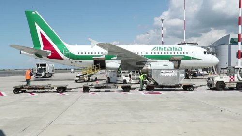 After 75 years, it's the end for Alitalia