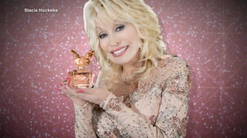 Dolly Parton talks about new perfume, resort and more projects