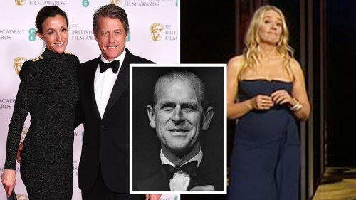 Prince Philip honoured in BAFTA's tribute: 'He will be missed'
