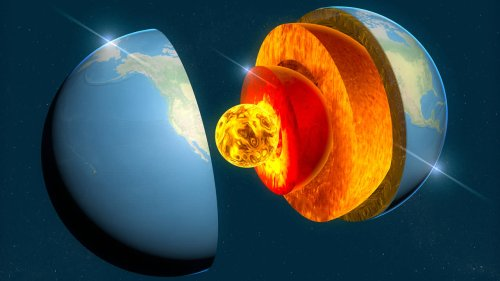 Strange behaviour of Earth's core reveals a mystery inside our planet