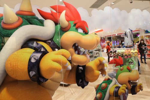 Nintendo sues Bowser for violating copyright with Switch hacks | Engadget