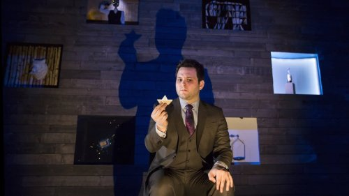 Derek DelGaudio's Magic Is So Great It Makes You Want to Cry