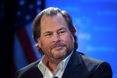 Salesforce CEO: We're going to rebuild all of our technology to become Slack-first