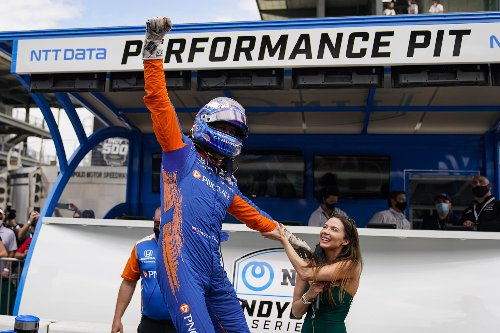 Scott Dixon looks to add to his IndyCar legacy with a second 500 win