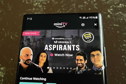 Amazon debuts another free video streaming service, this time in India | Engadget