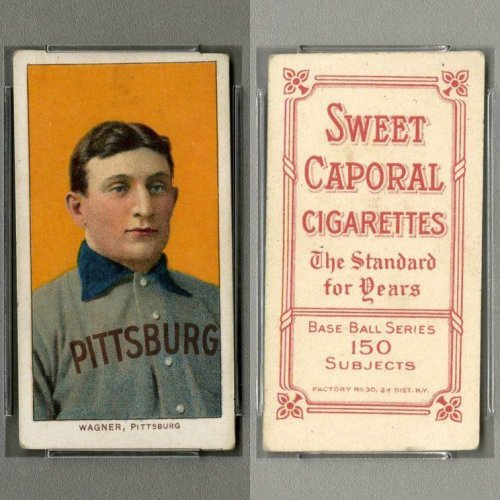 Grandaddy of rare cards sold for $3.1 million in 2016