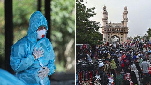 World heading into 'very, very dark period', WHO warns