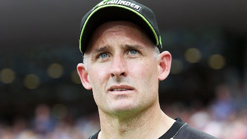 'Why me': Mike Hussey speaks out after Covid-19 bombshell
