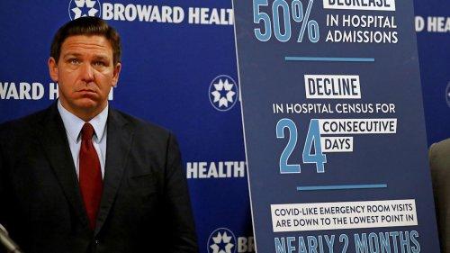 Florida now has America's lowest COVID rate. Does Ron DeSantis deserve credit?