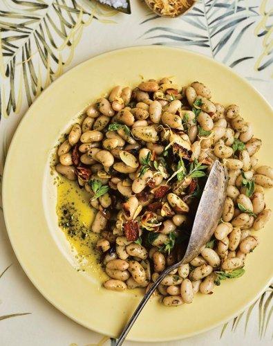 Five-Minute Bean Salad