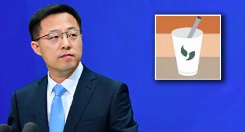 Why China has slammed this new Twitter emoji