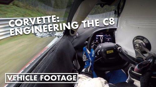 Chevrolet Corvette documentary: Developing the C8 mid-engine