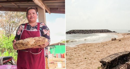 Woman's incredible $357k discovery while walking on beach