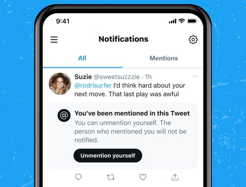 Twitter might let you 'unmention' yourself from tweets | Engadget