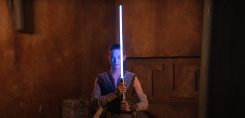 Disney shares footage of realistic lightsaber set to debut at Star Wars Hotel in 2022