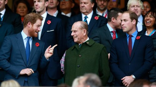 William and Harry raise eyebrows with different tributes to Philip