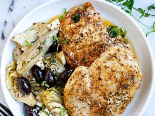 What's for dinner? Easy Greek chicken skillet in under 30 minutes