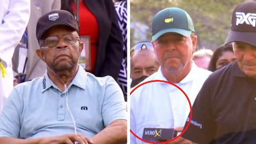 Gary Player speaks out after son's 'disgraceful' Masters stunt