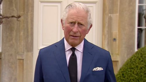 Prince Charles remembers his 'dear papa' in tribute to Prince Philip