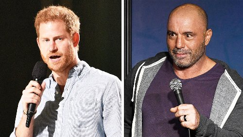 'Stay out of it': Prince Harry savages Joe Rogan over virus claim