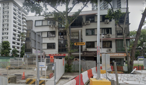 Thomson Rd building to be demolished to make way for North-South Corridor