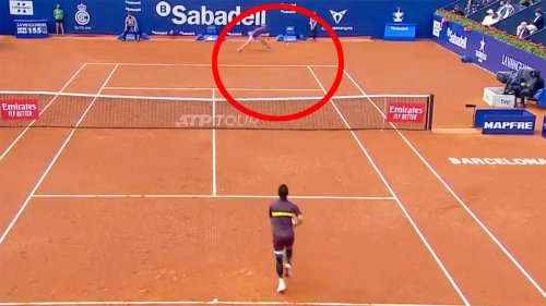 'Got to be kidding': Tennis world in disbelief over Rafa Nadal 'sorcery'