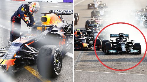 'This cannot happen': F1 world explodes over 'horrendous' drama